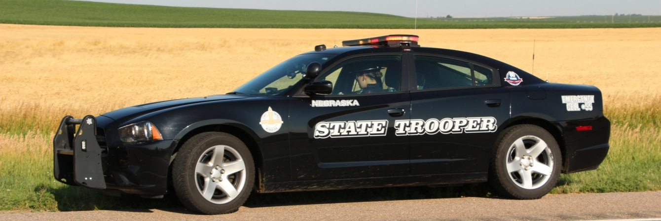 nebraska state patrol car