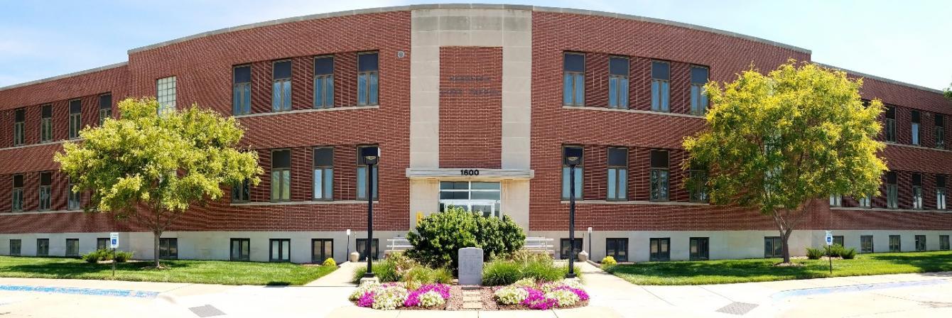 nebraska state patrol administration building