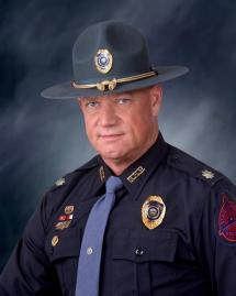 """Lt. Colonel Andrew """"Buck"""" Duis"""