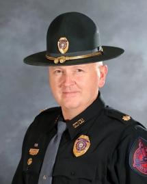 Major Russ Lewis