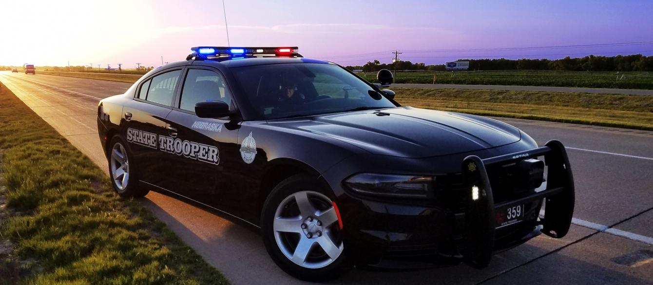 Nebraska Police Patch Lincoln