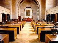 legislative meeting space