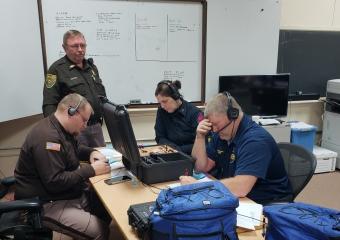 Crisis Negotiator Training