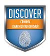 discover criminal identification system logo