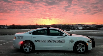 NSP Cruiser at sunrise