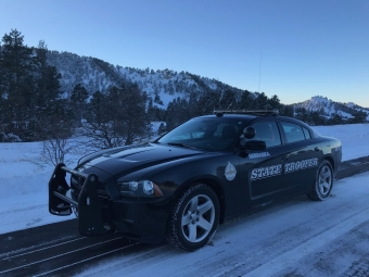 NSP Cruiser in Snow