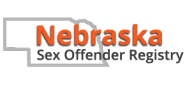 Nebraska sex offender registry logo