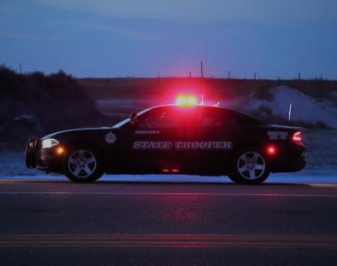 NSP Cruiser at night