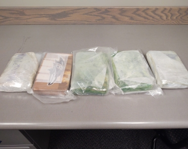11 LBs of Fentanyl