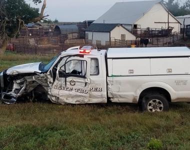 Patrol Unit Damaged
