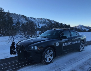 NSP Cruiser in Snow