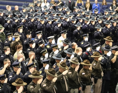 Trooper Smith Funeral